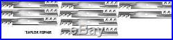 11596-John Deere GX21784/GY20852 Set of 9-Gator Blades