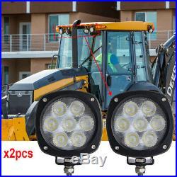 12V 24V Led Tractor Work lights 35W 3500LM For John Deere Gator XUV RSX AT135485