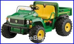 12V PEG PEREGO John Deere GATOR HPX Zweisitzer Kinder Elektro Auto