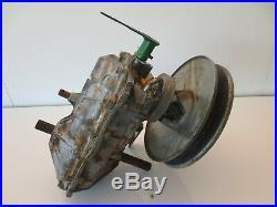 1990 John Deere AMT Gator 626 622 Tranny Transmission Gear Box with Sec Clutch