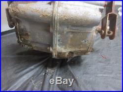 1999 John Deere Gator 4x2 Tranny Transmission Gear Box (242/49)