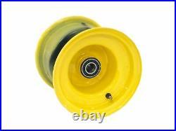 1-Front Wheel Fits John Deere Gator 4x2/6x4 Replaces AM143568 AM116369 AM138090