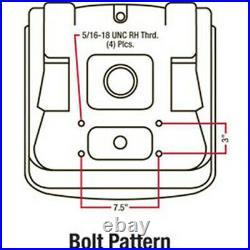 (1) HIGH BACK Seat VG11696 Fits John Deere Gators UTV Utility Vehicles & More