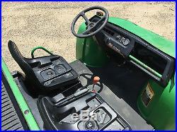 2002 John Deere 4x2 Gator UTV in Mississippi NO RESERVE PARTS OR REPAIR