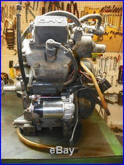 2003 Kawasaski 18 HP FD620D Gas Engine for 6X4 John Deere Gator/1,140 Hours