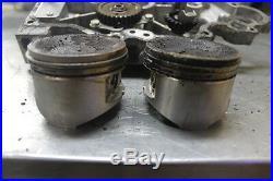 2005 05 John Deere Gator Hpx 4x4 Crankcase Crank Case Cylinder Piston #4861