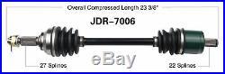 2006-2009 John Deere Gator XUV 4x4 UTV Front Right CV Axle