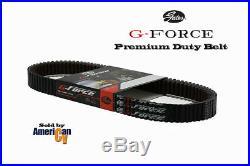 2011-2012 JOHN DEERE GATOR XUV 825i HIGH PERFORMANCE G FORCE UTV CVT DRIVE BELT