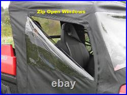 2011-2014 John Deere Gator HPX / XUV Doors