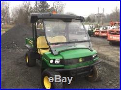 2012 John Deere HPX Diesel 4X4 Gator Utility Vehicle Only 1100Hrs