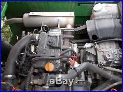 2012 John Deere Th 6x4 Diesel Gator Road Registered Utility Vehicle Atv Mule Rtv