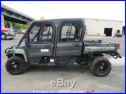 2013 John Deere Gator 855D S4 4WD XUV Diesel Cart Utility Industrial UTV Dump