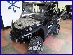 2013 John Deere Gator Rsx 850i 4x4 camo Very Nice