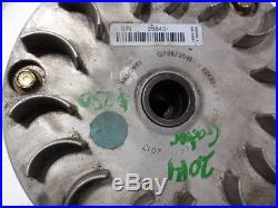 2014 John Deere Gator Primary Clutch Complete Assembly XUV 550 AM140681