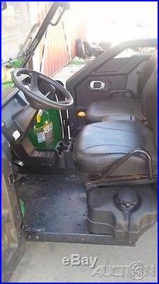 2015 John Deere Gator XUV 4x4 825i Used
