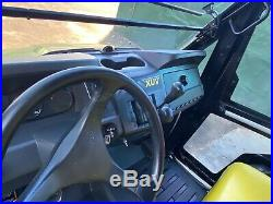 2016 Fully enclosed, Heated cab, John Deere Gator XUV 550 S4 CREW Passenger