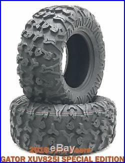 2016 John Deere GATOR XUV825I SPECIAL EDITION Front Tire Set 27x9R14 8PR Radial