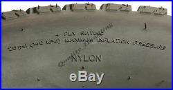 22.5x10.00-8 4ply Grass tyre for John Deere Gator, turf, lawn, utility set of 2