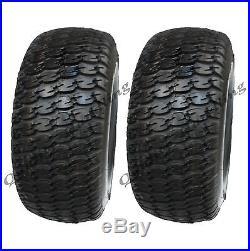 2 22x9.50-10 4ply Grass tyre for John Deere Gator, turf, lawn, utility