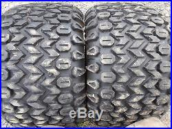 (2) 25X13-9 Carlisle HD Field Trax Tire John Deere Gators UTV ATV SHIPS FREE