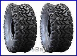 (2) New Innova 24x10.5x10 Cayman AT Rear Tires OEM For John Deere Gator UTV's