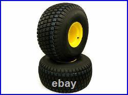 (2) Rear Wheel Assemblies 25x12.00-9 fits John Deere Gator AM143569 M118819