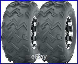 2 WANDA ATV/UTV Tires 25x12-9 305/65-9 /6PR P306 John Deer Gator