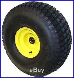 2x Wanda 22.5x10.00-8 Front Wheel & Tire John Deere Gator AM143568 M118820