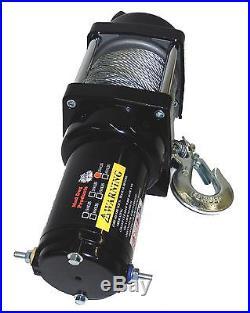 3500lb Mad Dog Winch Mount Combo for all 2004-2015 John Deere Gator HPX models