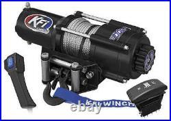 4500 lb KFI Winch Combo Kit (M5) For 2011-2017 John Deere Gator XUV 825i