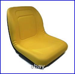 (4) HIGH BACK Seats for Many John Deere Gators, UTV, Utility Task Vehicle Models
