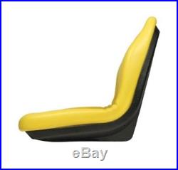 AM129969 VG11696 1 18 High Back Seats For John Deere Gator 4x2 6x4 UTV Trail