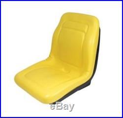 AM129969 VG11696 Two 18 High Back Seats For John Deere Gator 4x2 6x4 UTV Trail
