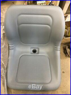 Aftermarket Seat Lgt100gr Jd Gator 316 318 Simplicity Toro Universal Seat