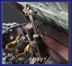 BM26414 John Deere Gator 625i 825i 855D Cargo Box Hydraulic Power Lift Kit Dump