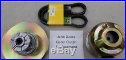 BRAND NEWJohn Deere 4X2 Gator 18 MPH Clutch Kit