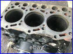 Bare engine block. Yanmar 3TNV70 diesel engine John Deere Gator HPX 4x4 £180+VAT