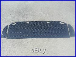 Cargo Bed Front Panel Protector John Deere Gator 825, 625, Hpx, Diamond Pattern