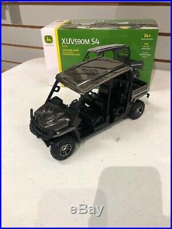 Chase John Deere 1/16 XUV590M S4 Gator in Black Green for Farm Show 2019