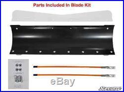 Complete Kit! John Deere Gator 625i, 825i, 855D 60Plow Pro Heavy Duty SnowPlow