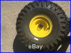 Complete Set Of Rims and Tires for 6X4 Gators