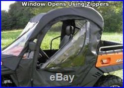 DOORS for John Deere Gator HPX / XUV 620i, 625i, 825i, 850d, 855d