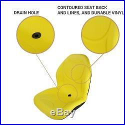 E-AM138194 Seat for John Deere Gator RSX850i, RSX860M, XUV855M, RSX860i +++