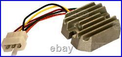 Externer Regler Spannungsregler elektronisch ersetzt RS5160 M97348 234412