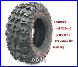 FREE COUNTRY ATV Tires 25x8-12 25x10-12 F 12-19 John-Deere GATOR XUV 550 560 590
