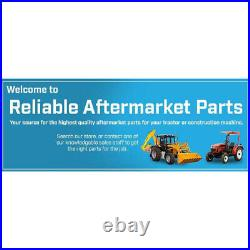 Fits John Deere Tractor Generator AM125672 GATOR TX TURF