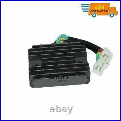 Fits John Deere Voltage Regulator MIU14343 for Gator HPX 4x2 4x4 Trail HPX