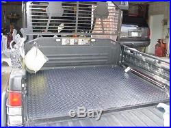 Gator Bed -cargo Mat For John Deere Gator 825, 625 Diamond Pattern 1/4
