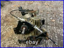 Gearbox X John Deere 855d Gator MIA11747 Spares or repair. £250+VAT