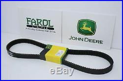 Genuine John Deere Gator Drive Belt RE28721 4x2